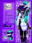 Splatoon Ray ref