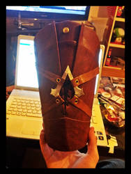 assassin cosplay finish by takachier