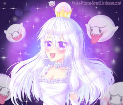 Princess Boo by Neko-Princess-Nyamii
