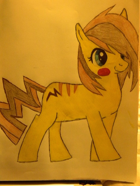 Lightning Bolt by Mad-Hatter-Heather