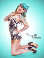 Miss Mischief III by PoppyPhotography