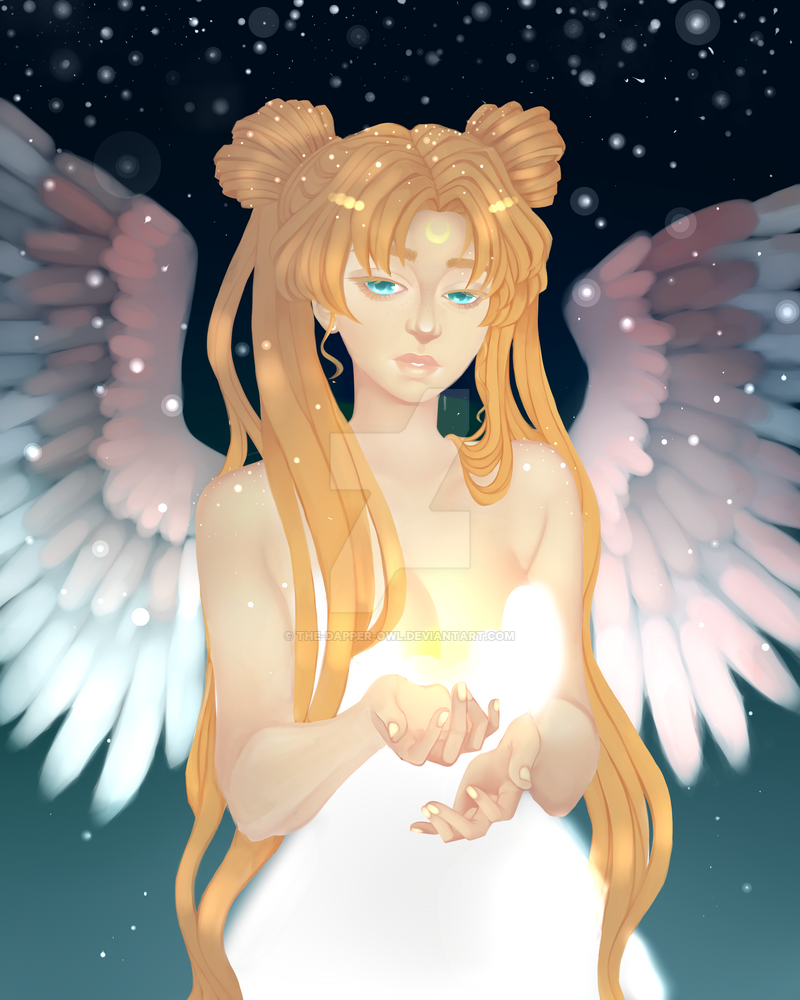 Princess Serenity by The-Dapper-Owl