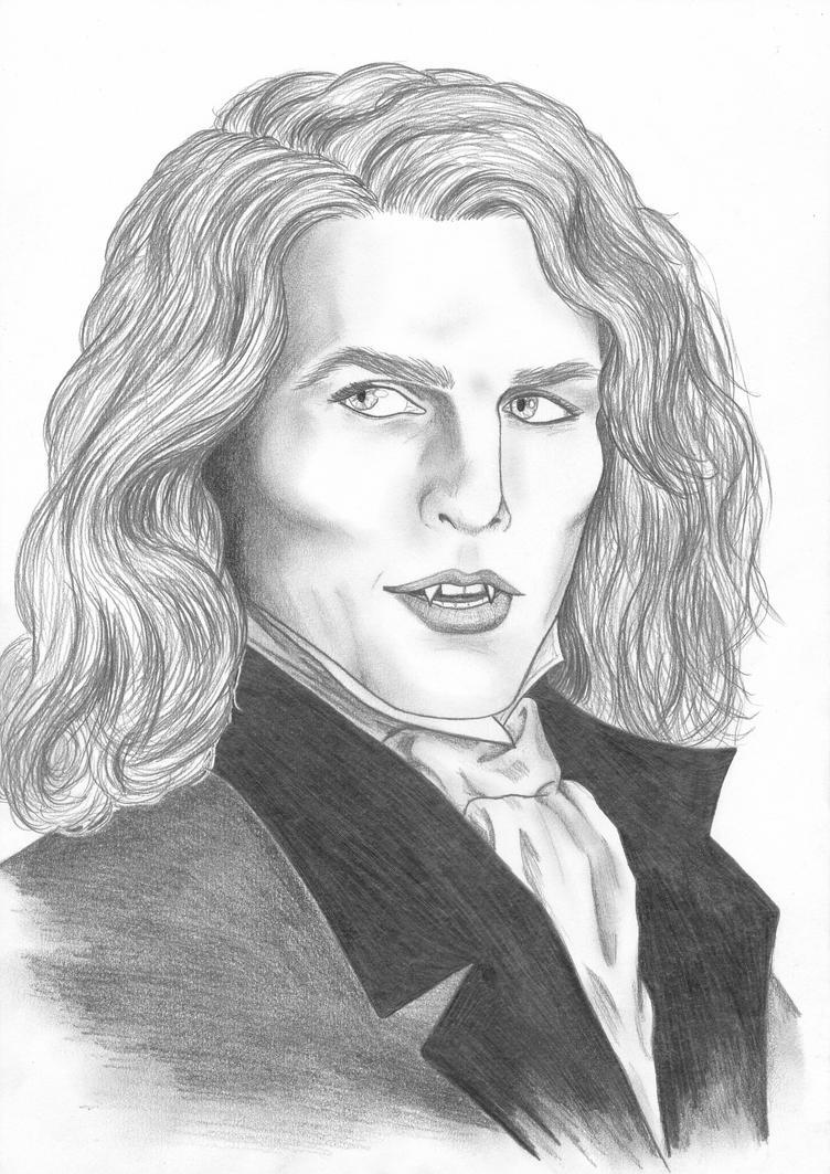 Vampire Lestat by MarieMaillard