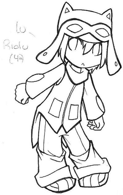 how to get riolu in soul silver