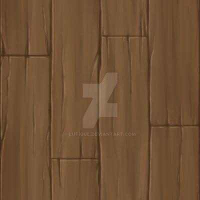 Tiling wood texture by Lutique
