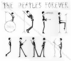 Beatles font