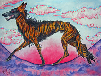 Wolfhound - The Red Jackal by 6-uNiCoRn-CrOsSiNg-9