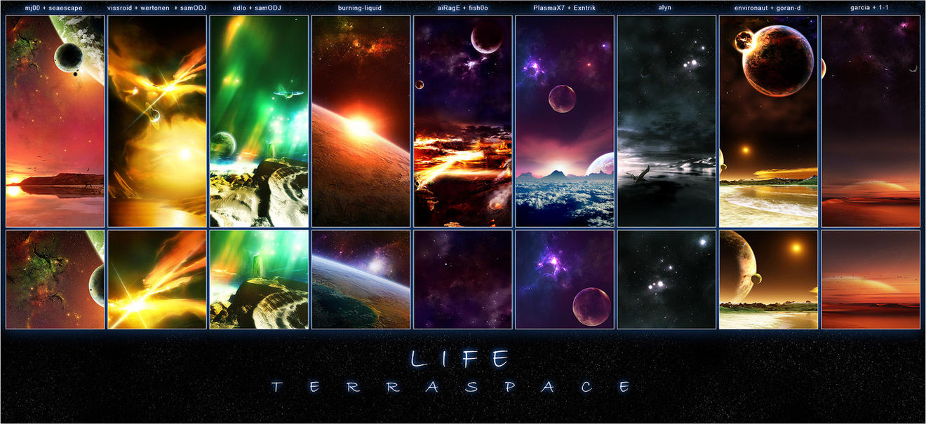 Terraspace LIFE Pack by TerraSpace