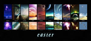 Easter Pack by TerraSpace