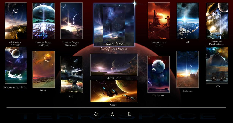 WAR PACK by TerraSpace
