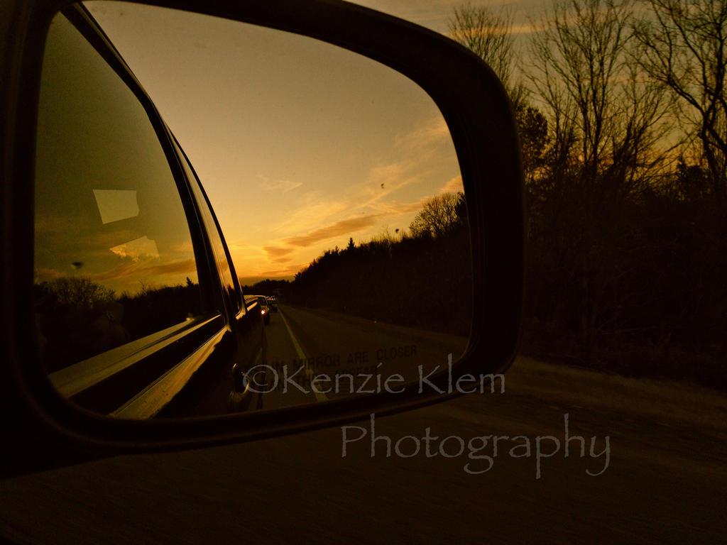 Side Mirror by kenzieklemphotog