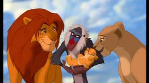 Kopa is born Simba is king