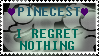 PINECEST STAMP by FluufButts