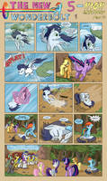 The New Wonderbolt 5 - High Ambitions (Part 12) by Marmorexx