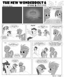 The New Wonderbolt 6 - Sticks and Stones (Page 1)
