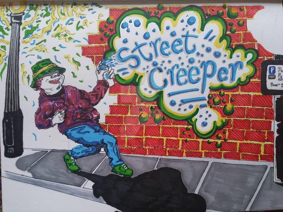 Street Creepin' by Conrico