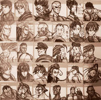 Street Fighter by methcooker