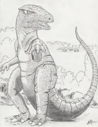 Gorosaurus by Neil-Skywalker