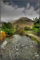 Lake District Landscape by Rebacan