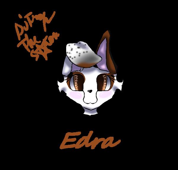 Edra,my dog by XxSmileDogxXYdra