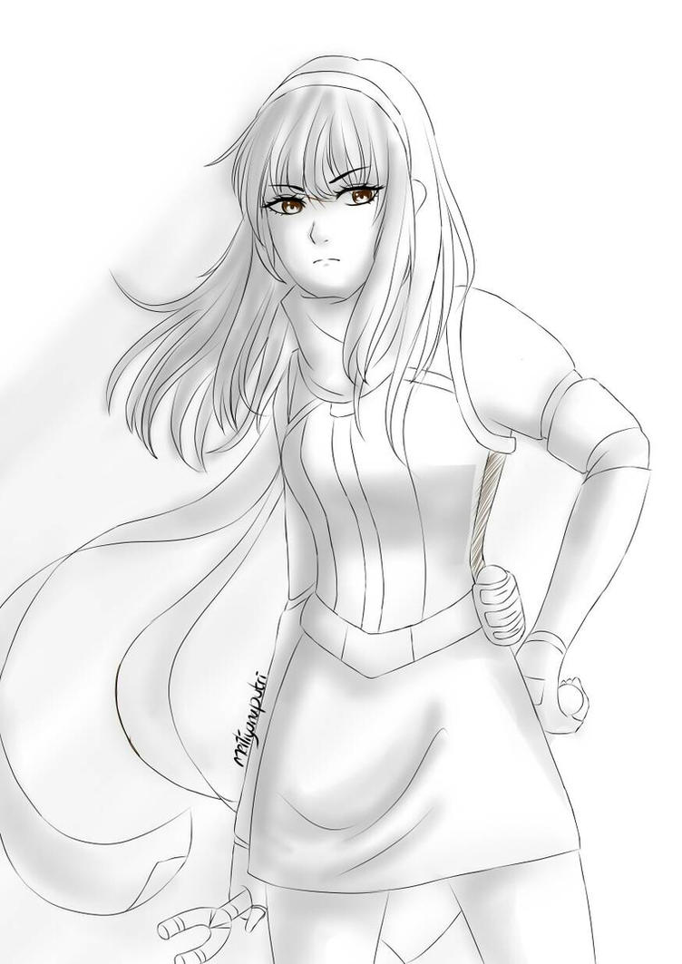 Ejen Alicia by Meiliyanaputri