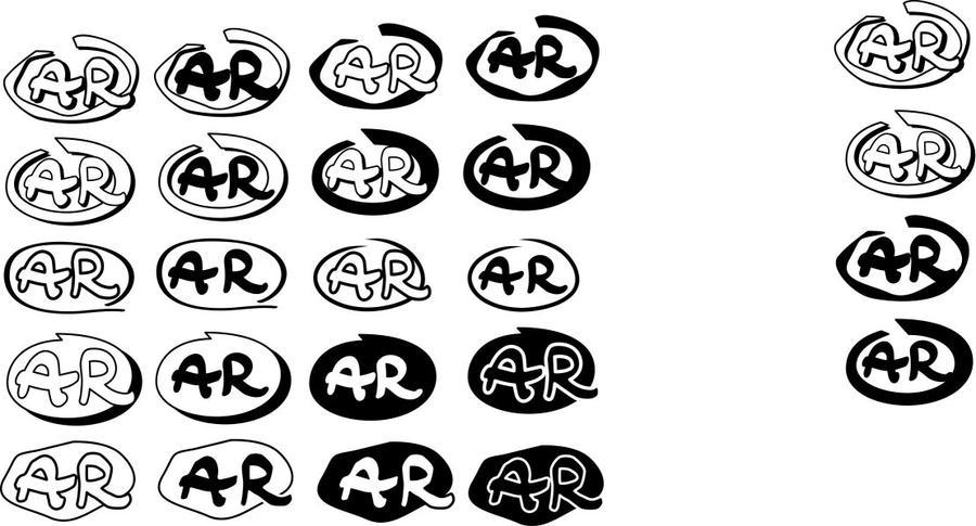 Logo Alain by alanqua