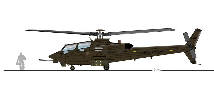 Whatif AH-63 by alanqua