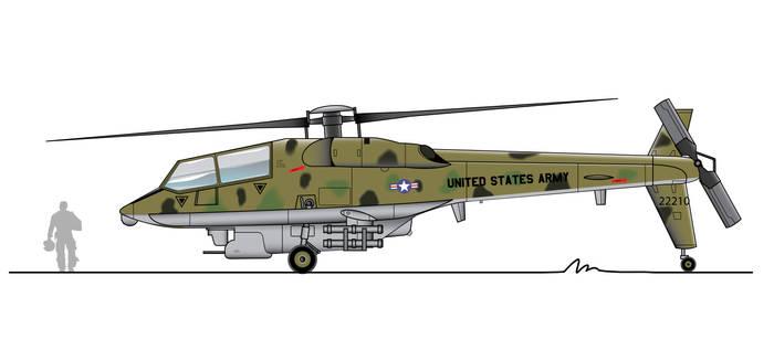 Lockheed CL1700 profile