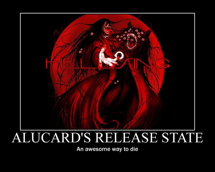 Alucard Quotes. QuotesGram