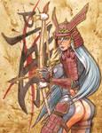 Samurai Soul_7 Million Contest by FedoGrim