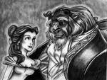 true love-beauty and the beast