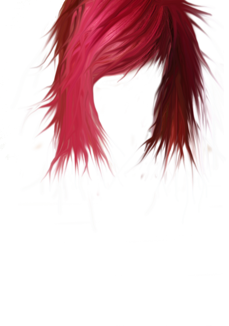 Pink Hair Png By Irisustockimages On DeviantArt