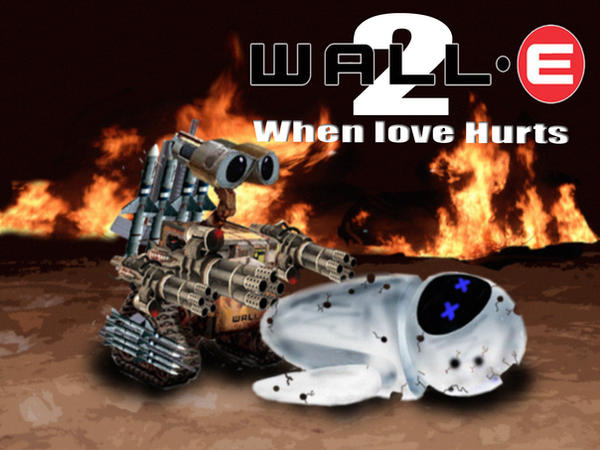Wall E2 By Lomzky On Deviantart