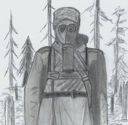 The Zelinsky Kummant by CartoonBattalion