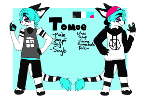Tomoe Ref by 18dogs
