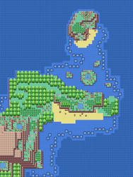 Sinnoh Route 224 Remake by rayd12smitty