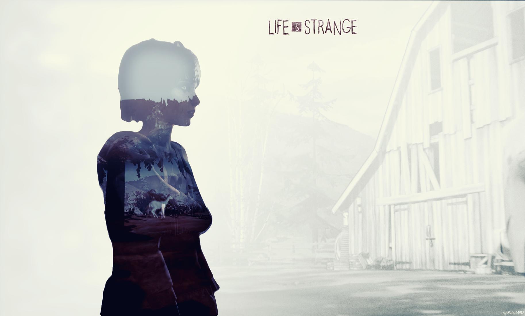 Life is strange. Max by NickKarlow on DeviantArt