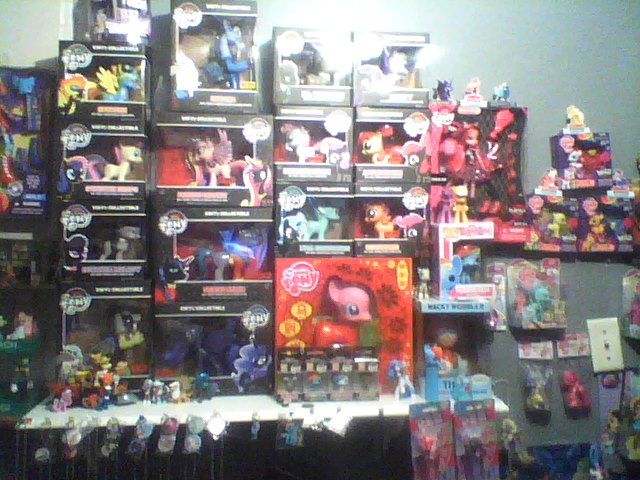 My MLP Collection by donovantcarr01