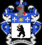 Escudo de armas de Yuri Dos Pereira da Silva