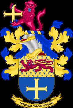 Escudo de Armas de Leonardo Piccioni de Almeida