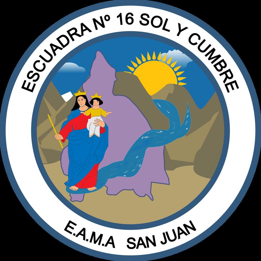 Escuadra 16 Cumbre by rynigogenio
