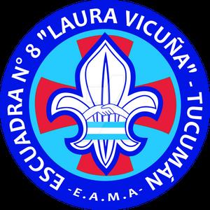 Escuadra 8 Laura Vicuna