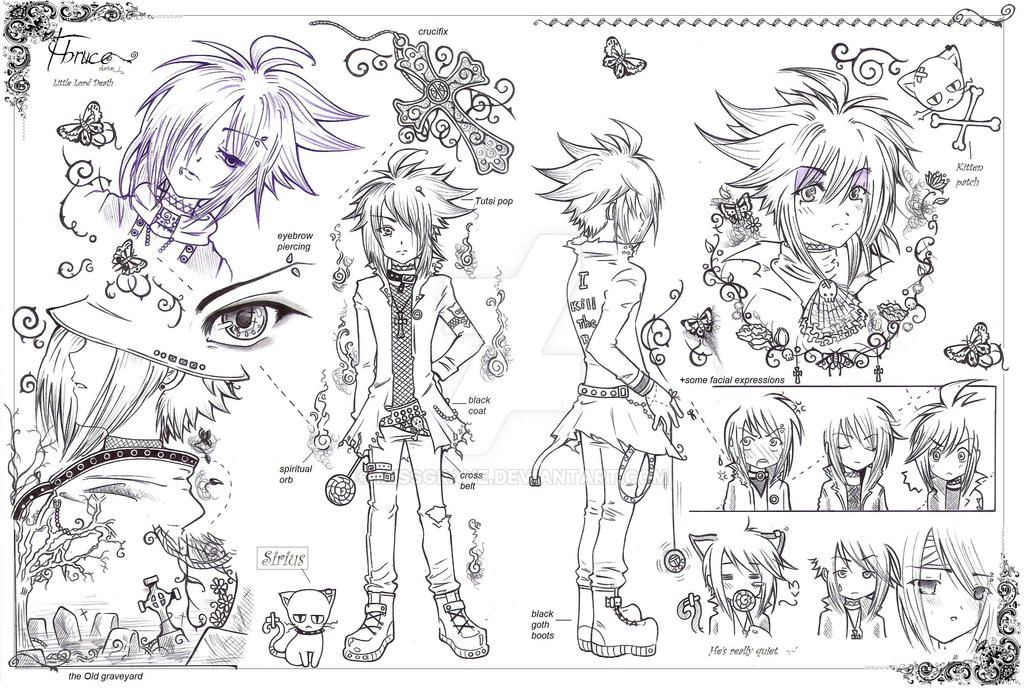 .Bruz+Character Sheet attemp. by MissGrave