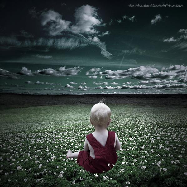 What a wonderful world by Vic4U