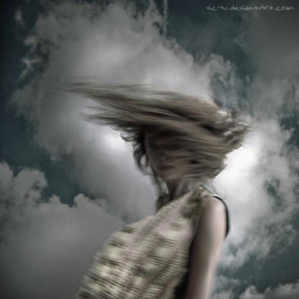 Atmospheric disturbance by Vic4U