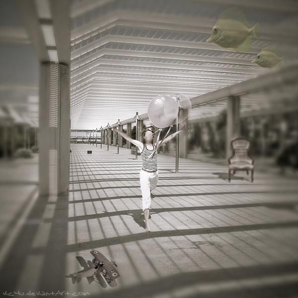Evasion by Vic4U