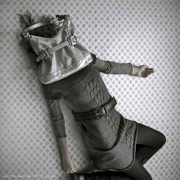 Fashion Victim by Vic4U