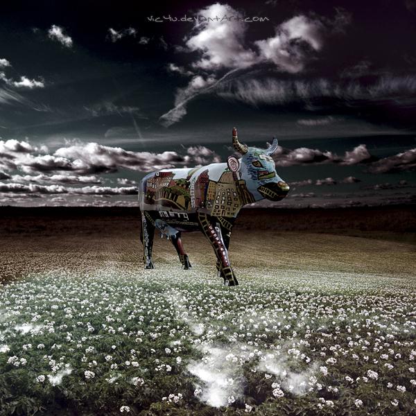 Milky Way by Vic4U