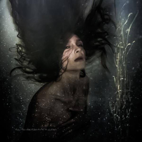 Drowned by Vic4U