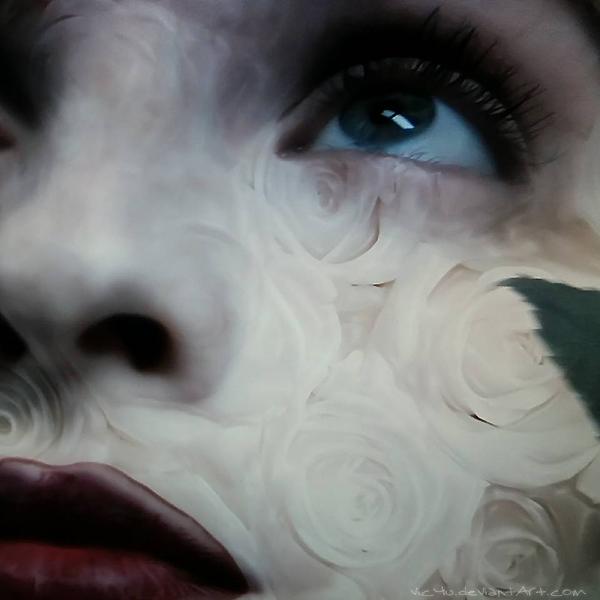 FLOWERY detail by Vic4U